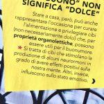 CIBI E BUON UMORE - VIVERSANIEBELLI 3/04/2020