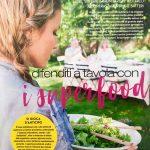 I CIBI SUPER FOOD PER AIUTARE LE DIFESE IMMUNITARIE - VIVERSANIEBELLI 25/09/2020
