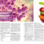 ALIMENTI PROBIOTICI E DIFESE IMMUNITARIE - Il Giornale dei Biologi - Giugno 2020